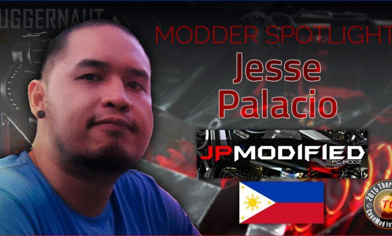 Photo of Modder Spotlight: Jesse Palacio
