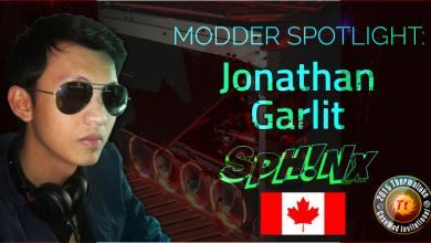 Modder Spotlight: Jonathan Garlit
