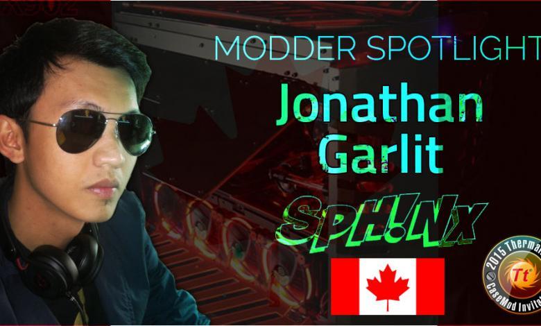 Photo of Modder Spotlight: Jonathan Garlit