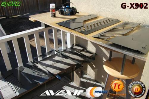 Modder Spotlight: Jonathan Garlit canada, cnc, competition, desk, dremel, featured, modder spotlight, modding, Thermaltake 11