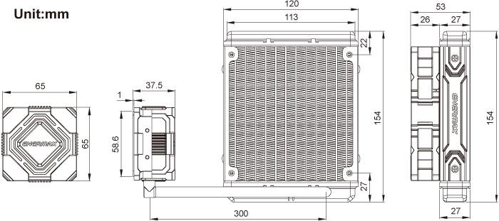 Enermax Liqmax II 120s: AIO Cooling At Its Best