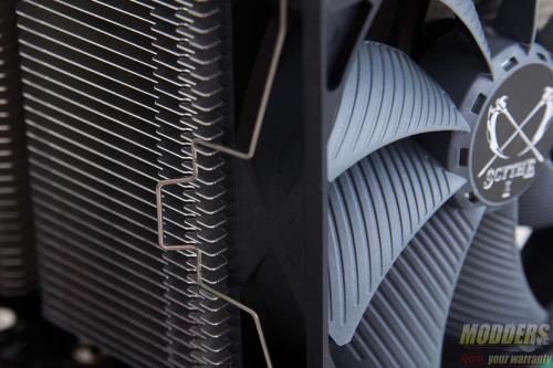 Scythe Ninja 4 CPU Cooler Review: All Hail the Kingslayer 120mm, 4770k, CPU Cooler, Haswell, heatsink, ninja 4, overclocking, Scythe 8