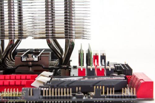 Scythe Ninja 4 CPU Cooler Review: All Hail the Kingslayer 120mm, 4770k, CPU Cooler, Haswell, heatsink, ninja 4, overclocking, Scythe 11
