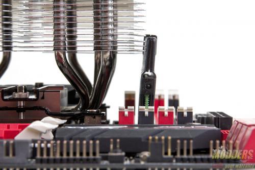 Scythe Ninja 4 CPU Cooler Review: All Hail the Kingslayer 120mm, 4770k, CPU Cooler, Haswell, heatsink, ninja 4, overclocking, Scythe 12