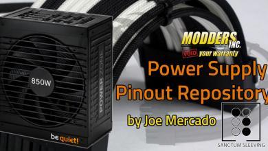 Power Supply Pinout Repository PSU Pin-Out Repository 1