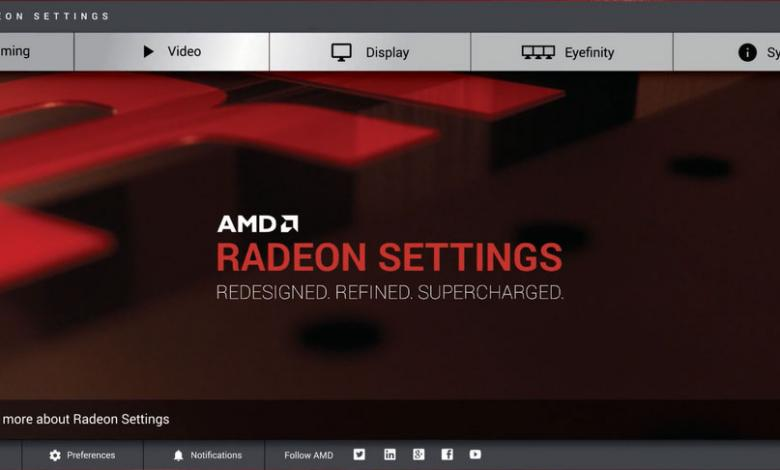 Photo of R.I.P. Catalyst Control Center, Long Live Radeon Settings
