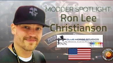 Photo of Modder Spotlight: Ron Lee Christianson