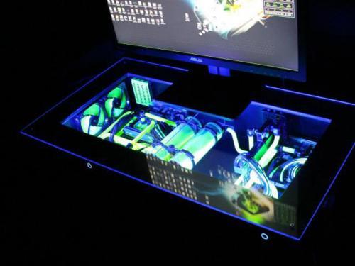 Modder Spotlight: Jonathan Garlit canada, cnc, competition, desk, dremel, featured, modder spotlight, modding, Thermaltake 9