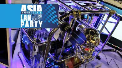 Photo of Incredible Thai Casemods on Display at VModTech Asia LAN Party 2015