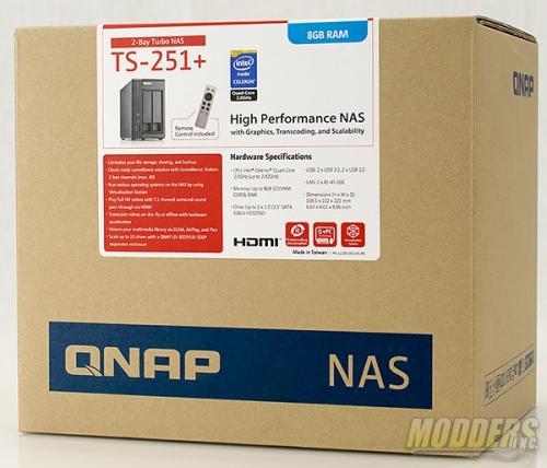 QNAP TS-251+ Network Attached Storage Review 1GBe, Intel, NAS, network, QNAP, SATA 2