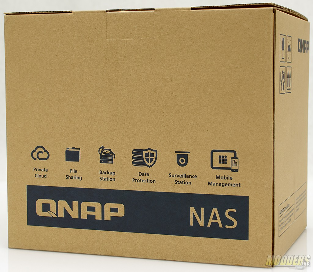 QNAP TS-251+ Network Attached Storage Review — Modders-Inc