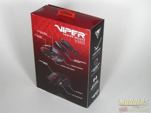 Patriot Viper V560 Mouse Review mouse, Patriot Memory, Patriot Viper V560, peripheral 2