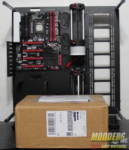 Harley Quinn Build - Part 1 casemod, core p5, harly quinn, nick blackwell, Thermaltake, worklog 1