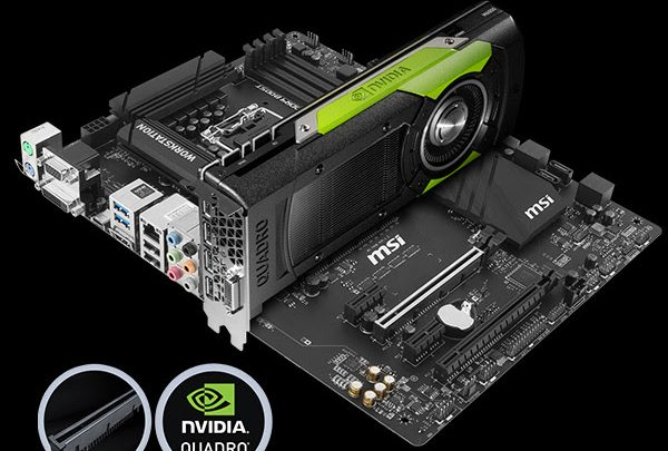 Photo of MSI LAUNCHES TWO C236 BASED WORKSTATION MOTHERBOARDS