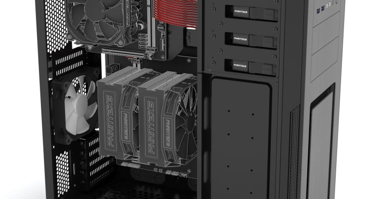 Photo of Phanteks Enthoo Mini Dual XL System Chassis Announced