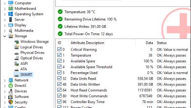 Photo of FinalWire Updates AIDA64 to Version v5.60, Adds AMD Zen CPU Support