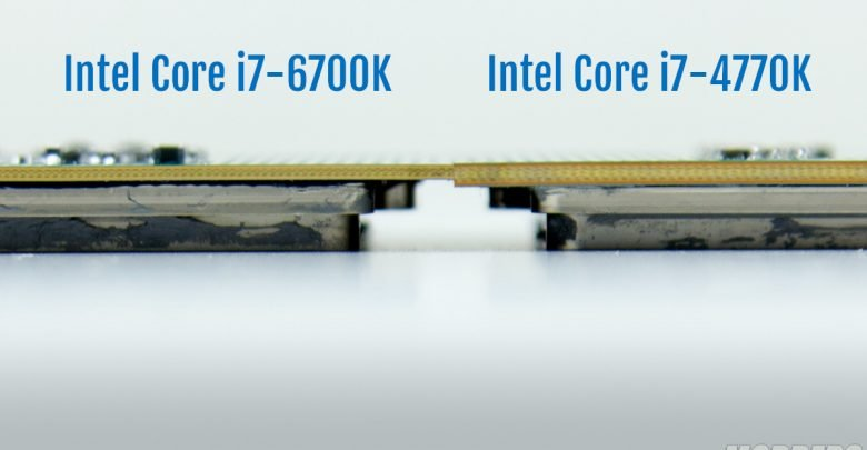 Photo of PSA: Thinner Skylake CPU Can Get Damaged from Cooler Mounting Pressure UPDATE: 12/7/2015