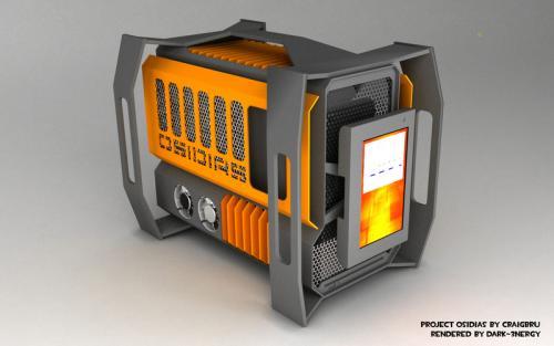 Modder Spotlight: Craig Brugger Case, case modding, craig brugger, history, modder spotlight, modding, sff, small form factor 7