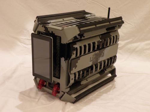 Modder Spotlight: Craig Brugger Case, case modding, craig brugger, history, modder spotlight, modding, sff, small form factor 6