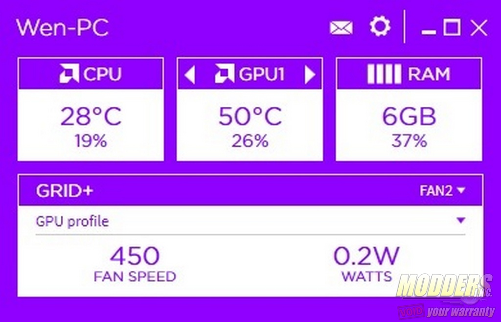 NZXT CAM 3 0 PC Monitoring Software Review — Page 2 of 2 — Modders-Inc