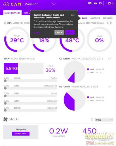 NZXT CAM 3.0 PC Monitoring Software Review monitoring, NZXT, NZXT CAM, software 3