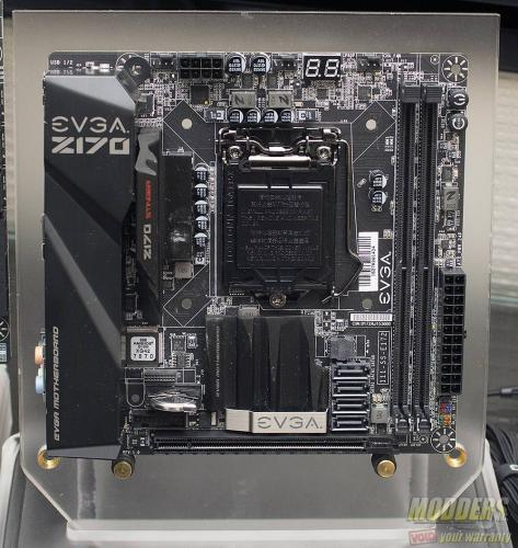 EVGA @ CES 2016: Gaming Case, Quick-disconnect Expandable AIO, High-End Audio and Gaming Laptops AIO, asetek, Case, cooling, EVGA, Headphones / Audio, laptop, Video Card 24