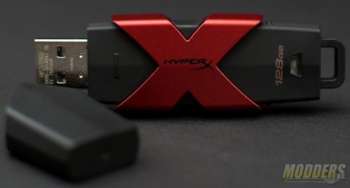 Kingston HyperX Savage 128GB USB 3.1 Gen 1 Flash Drive Flash Drive, HyperX, Kingston, savage, USB 3.0, usb 3.1 4