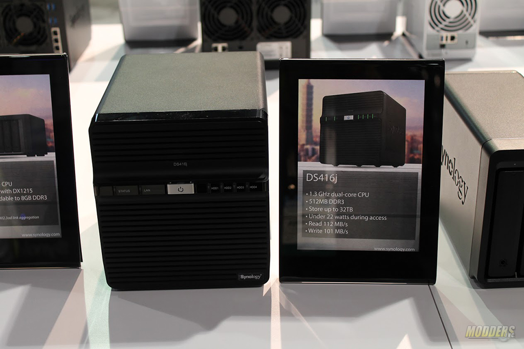 Synology @ CES 2016: SoHo AC Router and Affordable New