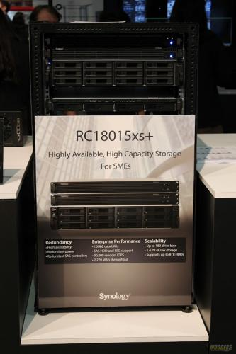 Synology @ CES 2016: SoHo AC Router and Affordable New Enclosures ac1900, DAS, DS41j, DS716+, NAS, RC18015xs+, SRM, Synology 9