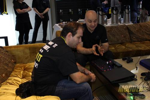Corsair @ CES 2016: PC Gaming Galore IMG 5528