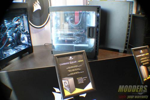 Corsair @ CES 2016: PC Gaming Galore IMG 5531