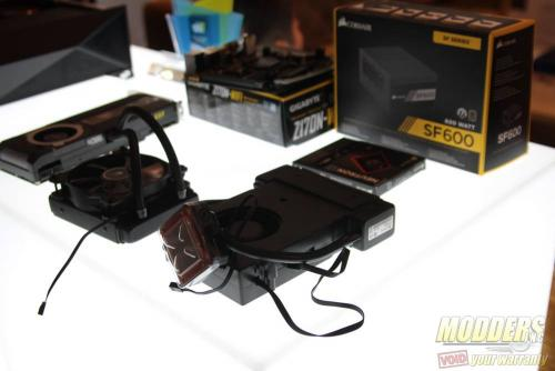Corsair @ CES 2016: PC Gaming Galore IMG 7685