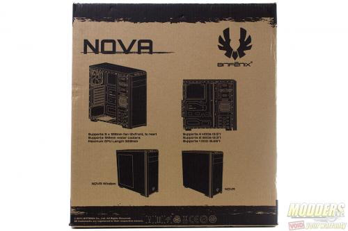 Bitfenix Nova Packaging