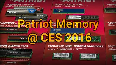 Patriot Memory @ CES 2016: Gaming and Storage CES, drive, hardware, Patriot Memory, peripherals, Storage 2
