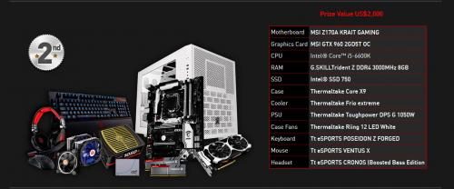 Vote for your favorite Mods: MSI PRO MOD Season 3 Wraps-up prize2