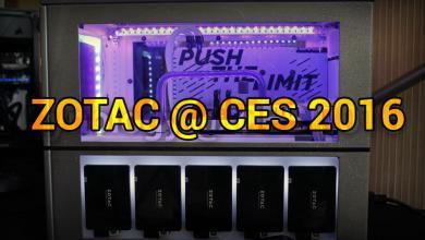Photo of Zotac @ CES 2016: Small PCs, Big Displays
