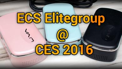 Photo of ECS Elitegroup @ CES 2016: Small Form-Factor PCs and More