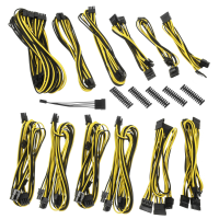 BitFenix Now Offers Sleeved PSU Replacement Cables with Alchemy 2.0 alchemy 2.0, Bitfenix, Cables, modding, psu 1
