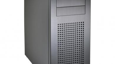 Lian Li PC-7N: A New Take on a Classic aluminium