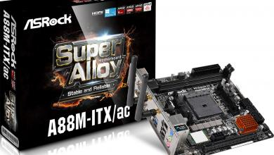 Photo of New mATX and Mini-ITX ASRock FM2+ Motherboards Spotted