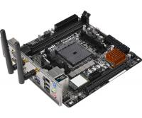 New mATX and Mini-ITX ASRock FM2+ Motherboards Spotted A88M ITXacL3