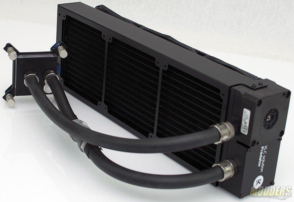EKWB EK-XLC Predator 360 All-In-One CPU Liquid Cooling Unit