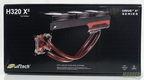 Swiftech H320 X2 All-In-One Watercooling Kit Review AIO, all in one, helix, overclocking, Swiftech, Water Cooling 1