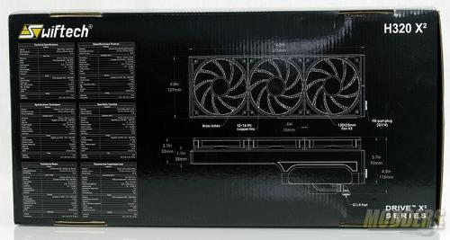 Swiftech H320 X2 All-In-One Watercooling Kit Review AIO, all in one, helix, overclocking, Swiftech, Water Cooling 2