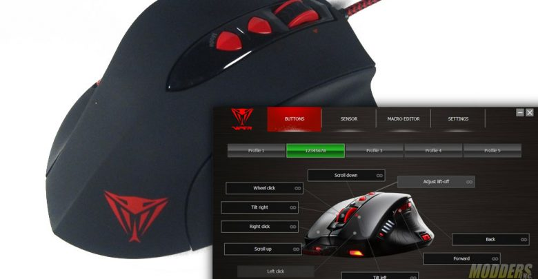 Photo of Patriot Upgrades Viper V560 Mouse Software