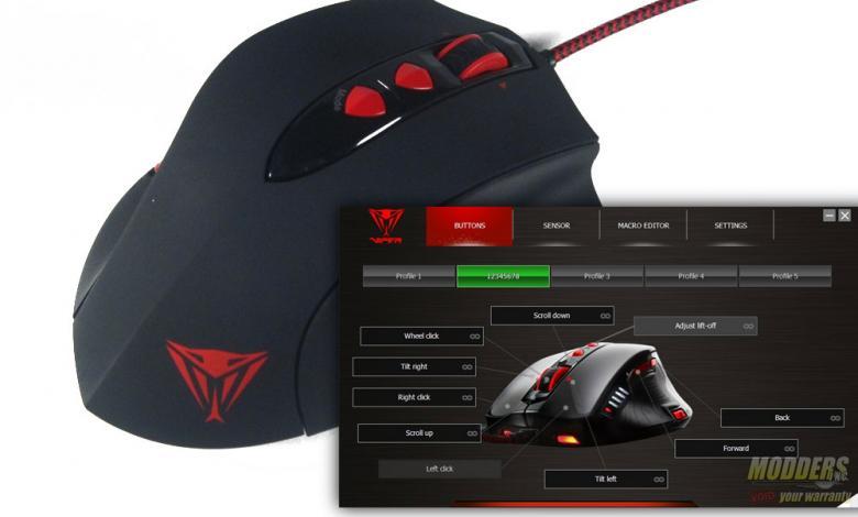 Photo of Patriot Upgrades Viper V560 Mouse Software