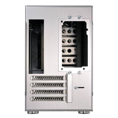 Lian Li Announces PC-M25 mATX Case Case, HDD, hot-swap, Lian Li, mATX, pc-m25 2