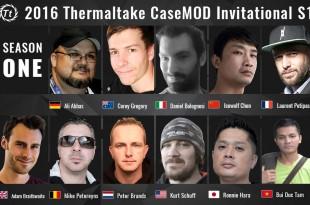 2016 Thermaltake Case MOD Invitational Season 1