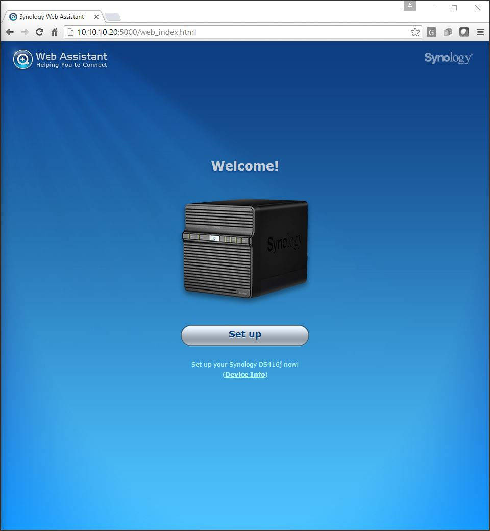 Synology DiskStation DS416j Network Attached Storage Review — Page 3