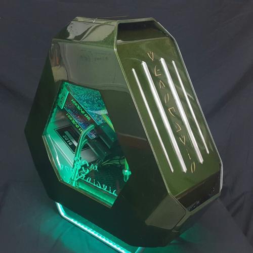 Alienware DIY Case Mod-Off Contest Voting Begins alienware, Ancient Aliens, Area 51, Build Log, Mod Off, modders-inc 8